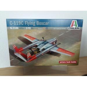 ITALERI 1146-C-119 Flying Boxcar VLIEGTUIG