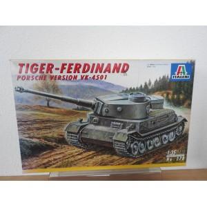 ITALERI 278 TIGER-FERDINAND TANK