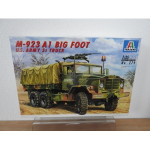 ITALERI 279 M923 A1 BIG FOOT TRUCK