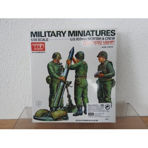 ACADEMY AA016 MILITARY MINIATURES