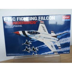 ACADEMY 1695-f-16C FIGHTING FALCON VLIEGTUIG