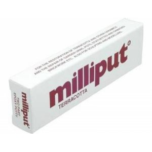 MILIPUT 02 - Milliput Terracotta Putty