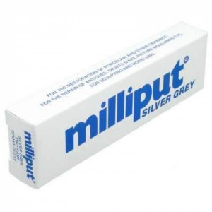 MILIPUT 03 - Milliput Silvergrey Putty