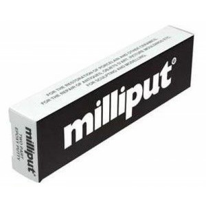 MILIPUT 05 - Milliput Black Putty