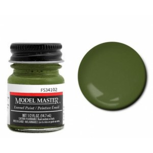 MODELMASTER 1713 - Medium Green FS34102 (M)