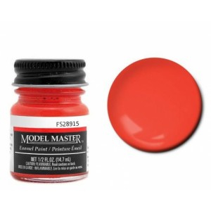 MODELMASTER 1775 - Fluorescent Red FS28915 (M)