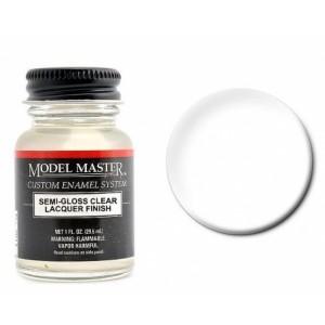 MODELMASTER 2016 - Semi-Gloss Clear Lacquer