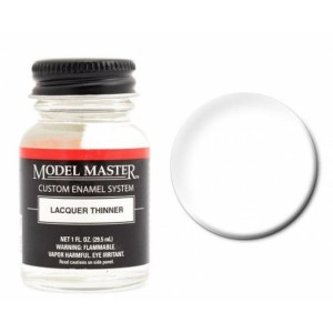 MODELMASTER 2018 - Lacquer Thinner