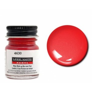 MODELMASTER 4630 - Clear Red (G)
