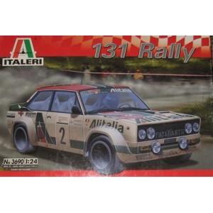 ITALERI 3690 Fiat 131 rally AUTO