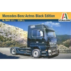ITALERI 3841Mercedes Benz Actros Black Edition