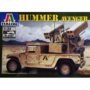 ITALERI 6387 HUMMER AVENGER