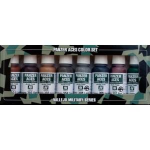 VALLEJO 70122 - Panzer Aces NR 1