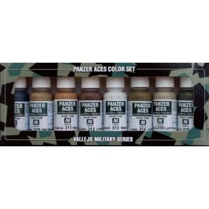 VALLEJO 70123 - Panzer Aces NR 2