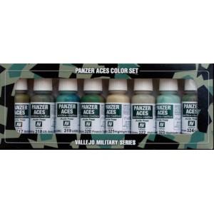 VALLEJO 70126 - Panzer Aces NR 3