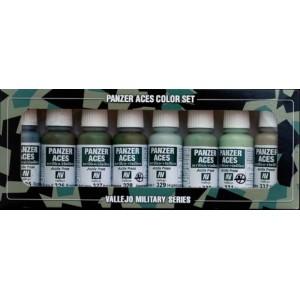 VALLEJO 70127 - Panzer Aces NR 4