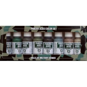 VALLEJO 70128 - Panzer Aces NR 5