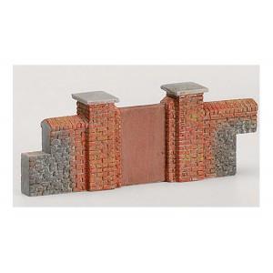 HORNBY R8979 BRICK WALLING GATES